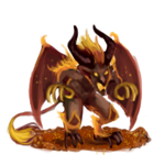 RAGING IFRIT